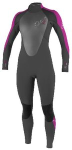O'Neill Womens' Epic II 4/3 CT Fullsuit